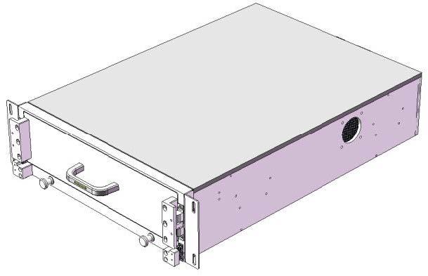 JC-PL2118抽屉式手动屏蔽箱