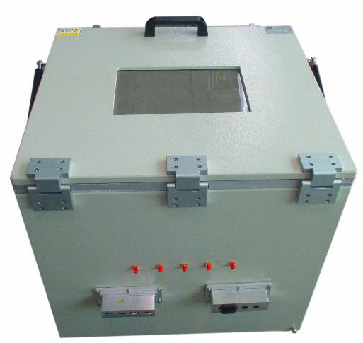 JC-PB2511屏蔽箱 0.6x0.6x0.6