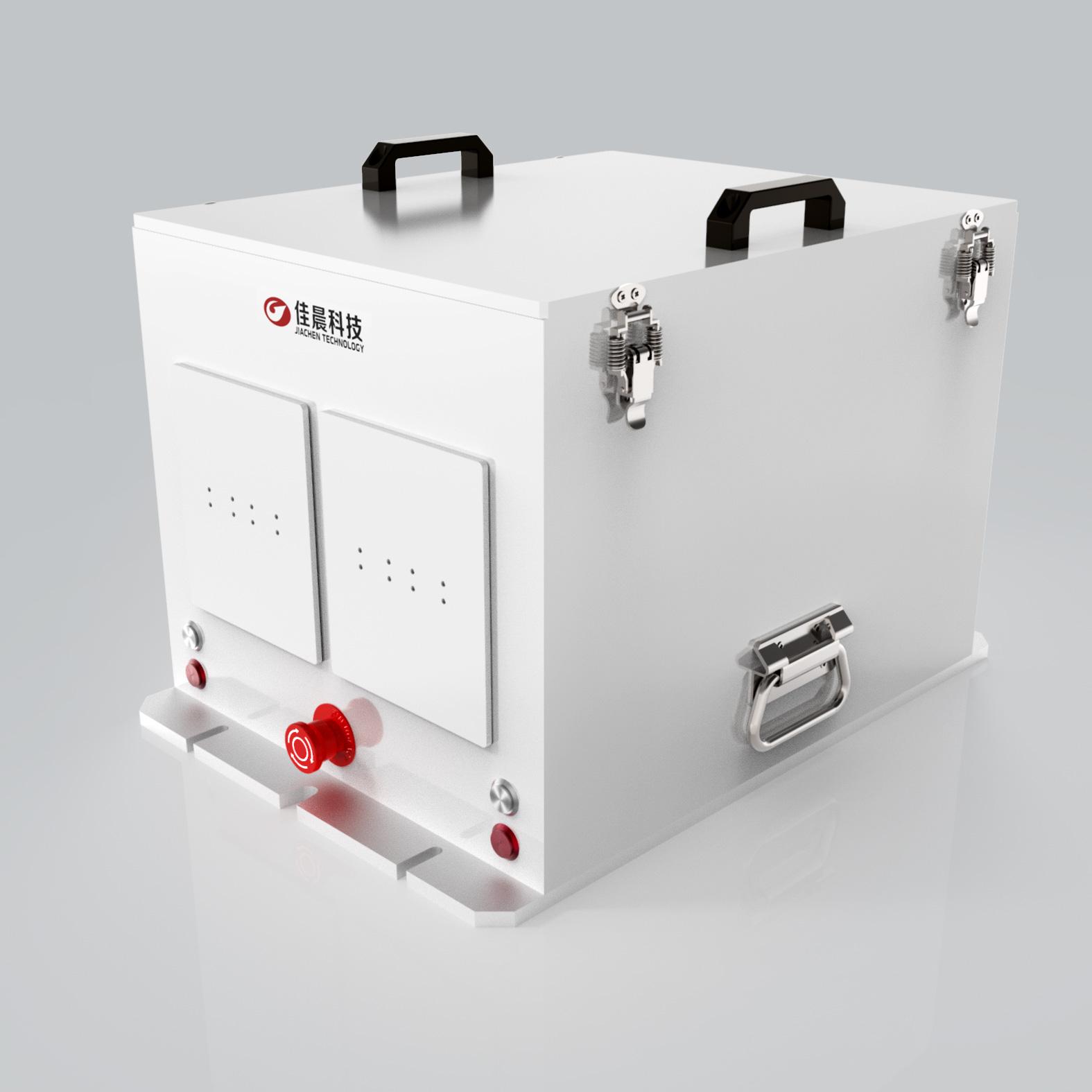 JC-PL3201双抽屉式手动屏蔽箱